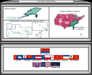 People's Republic of America and The Former USA by Sir-Conor