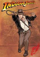 Indiana Jones by BongzBerry