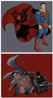 World's Finest: Double Header by BongzBerry