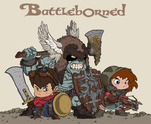 Battleborned Featuring Brommer Crowbait by BongzBerry