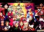 Kame Warriors: Happy Holidays!! by LadyYomi