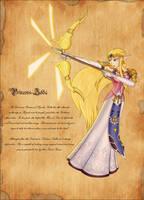 CotT Project: Princess Zelda by Lady-Zelda-of-Hyrule