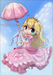 Drifting Princess by Lady-Zelda-of-Hyrule