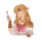 Gift: Royal Fruit Cake by Lady-Zelda-of-Hyrule
