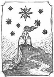 Tarot Star by castiboy