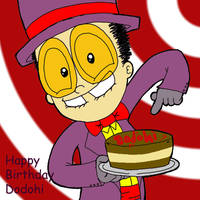 Happy Birthday Dodohi by Awko-Talko