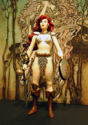 Red Sonja Marvel Legends by DieciDiPicche10