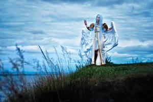 DisciplesII-Archangel by dio-dio