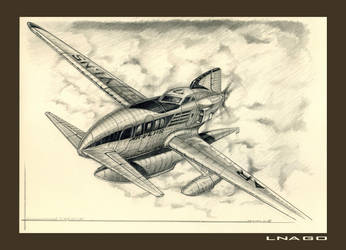 Chaparral Volans 2 of 3 by lnago