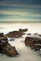 Sea foam by ChristineAmat