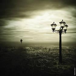 Light my way by ChristineAmat