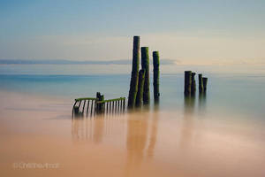 The silence of the sea by ChristineAmat