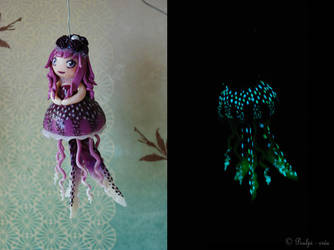 Jellies - Purple Jelly by PoulpinetteCreations