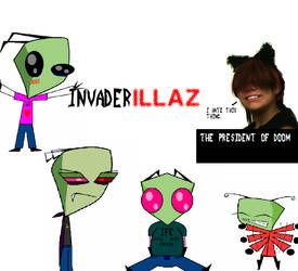 InvadeRillaz by Begley
