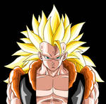 Full-Power SSj3 Gogeta :H+S: by moxie2D