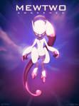 Pokemon XY | New Mewtwo Form by moxie2D