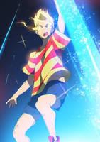 14 | Lucas Final Smash by moxie2D