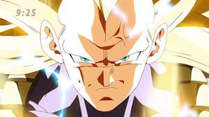Dragon Ball Super Sunday: SSj3 Vegeta by moxie2D