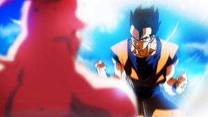 Dragon Ball Super Sunday: Mystic Gohan by moxie2D