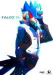 Falco: 76 | Oversmash by moxie2D