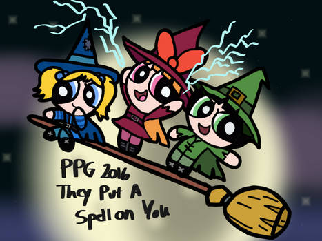 PPG 2016 - They Put A Spell On You by Ultrasponge