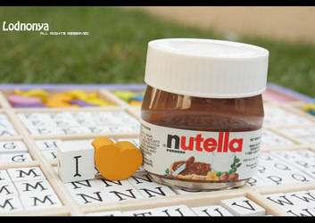 Nutella 1 by Londonya