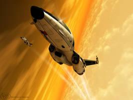 High Flight by Drell-7