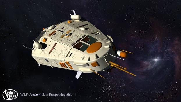 Arzhent class ProspectorA by Drell-7