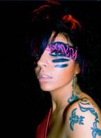 Pink Punk 2 by KelzJoannides