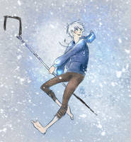RotG: Snowfall by SchizoCheese
