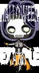 Halloween Chibi Example by kuroitenshi13