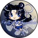 New Mascot for Family of Moonlight by kuroitenshi13