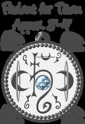 Titan Pedant/Amulet by kuroitenshi13