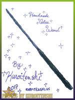 SOLD Wand of Light Moss by kuroitenshi13