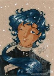 Toned Paper Seiya Kou by kuroitenshi13