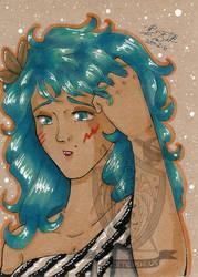 Toned Paper Stormer by kuroitenshi13