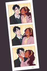 Commission: Photo Booth by fdevita