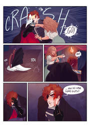 The Arcana Book I (page 2/2) by fdevita