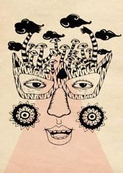 face by CoKolate