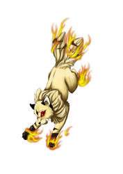 Kirara the two tailed demoncat by Dragonfire16