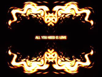 All you need is love by Edelihu
