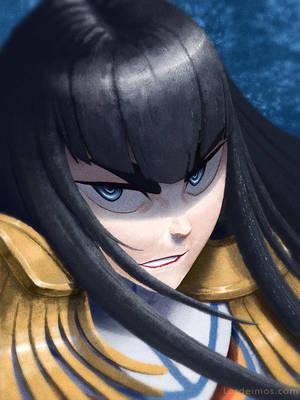 Satsuki by LorDeimos