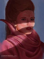 Princess by LorDeimos