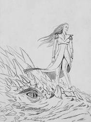 The one with the dragons... by LorDeimos