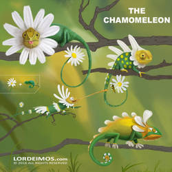 The Chamomeleon by LorDeimos