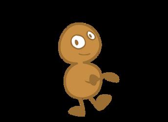 The Lil' Peanut by AF20cartoons