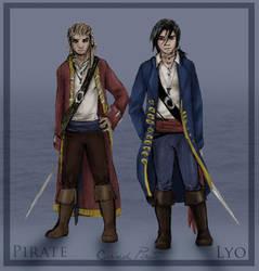 Captains. by abosz007