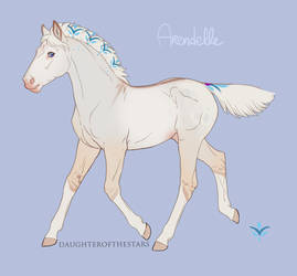 7800 Arendelle - foaldesign by abosz007
