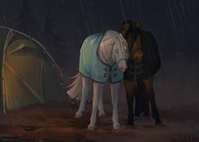 Extra Rainy by abosz007