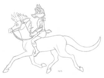 The Pasha and his Boy by 1Unicorn-on-the-cob